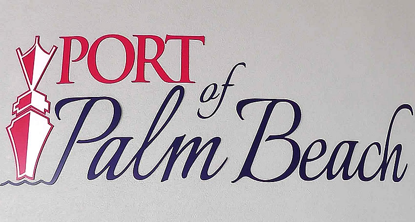Port of Palm Beach Florida