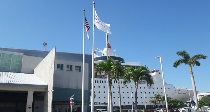 Cruise Port of Palm Beach Grand Classica