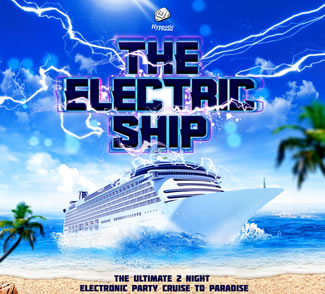 Port of Palm Beach EDM cruise the Electric Ship